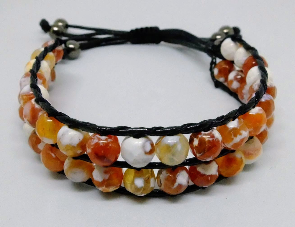 Orange Pearls