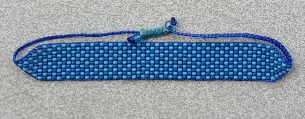 Blue Tricolor