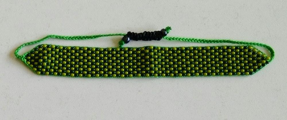 Green Tricolor